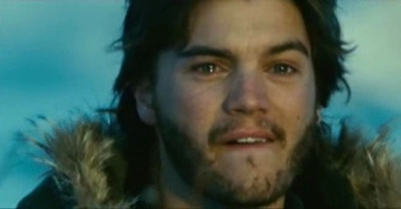 "Emile Hirsch plays maverick mystic Chris McCandless in <em>Into the Wild</em>"" width=""440″ height=""229″ /><p class="